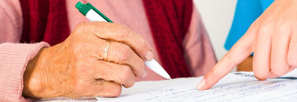 Financiën, wetten en regels voor zorg aan huis